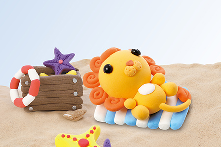 儿童玩具科普:超轻黏土是什么?与彩泥有区别么?